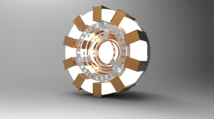 Arc Reactor (Switched On)